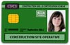 Green Plasterers CSCS Card